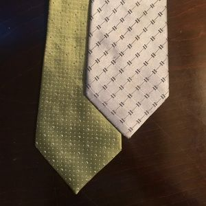 Calvin Klein ties, set of 2 👔